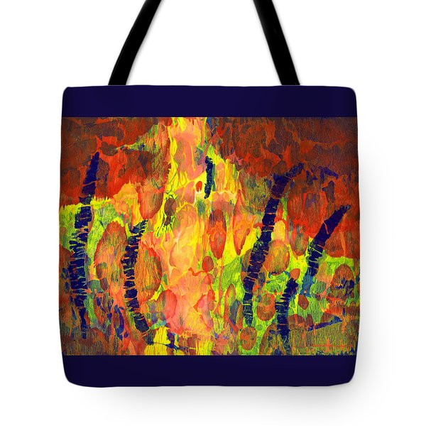 Tribal Essence Tote Bag