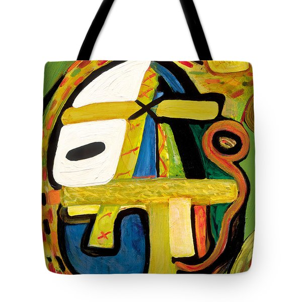 Tribal Mood Tote Bag