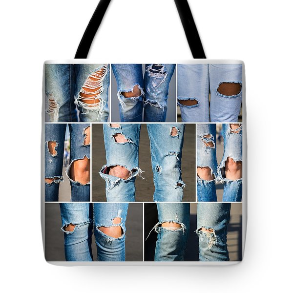 Tribe - Featured 3 Tote Bag by Alexander Senin