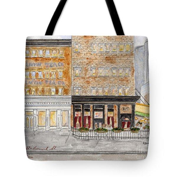 Tribeca Tote Bag