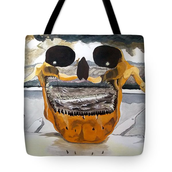 Tribulation Tote Bag
