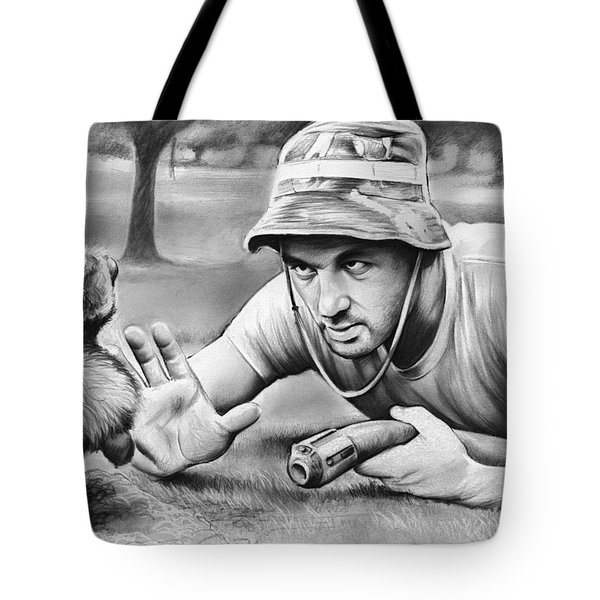 Tribute To Caddyshack Tote Bag