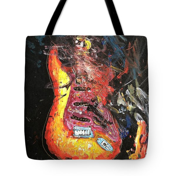 tribute to the Beat Farmers Tote Bag