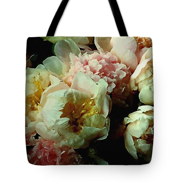 Tribute To The Old Masters Tote Bag by RC deWinter