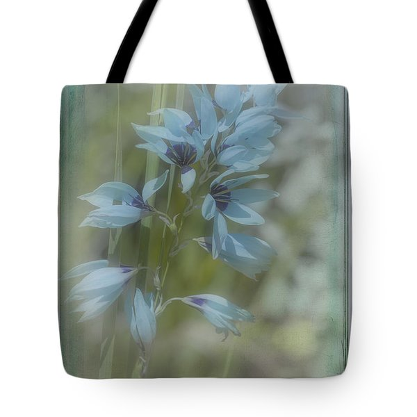 Tote Bag featuring the photograph Tricia by Elaine Teague