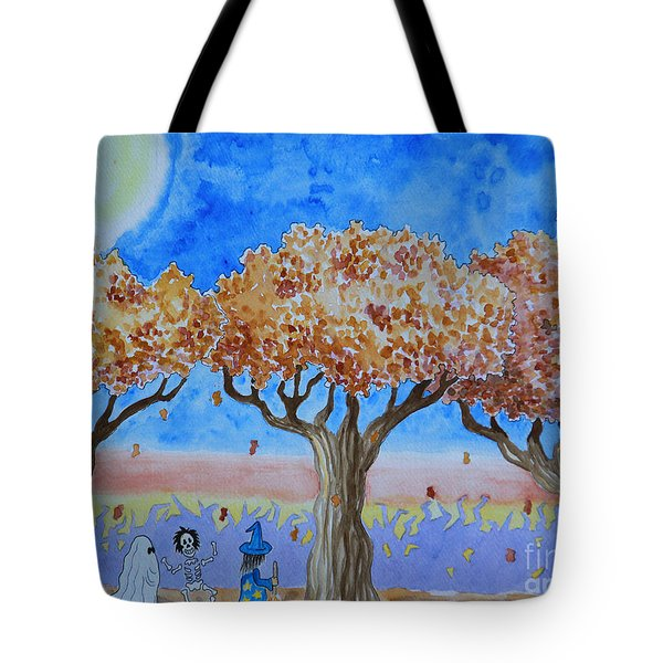 Trick Or Treat 1 Tote Bag