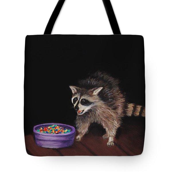 Trick-or-treat Tote Bag by Anastasiya Malakhova