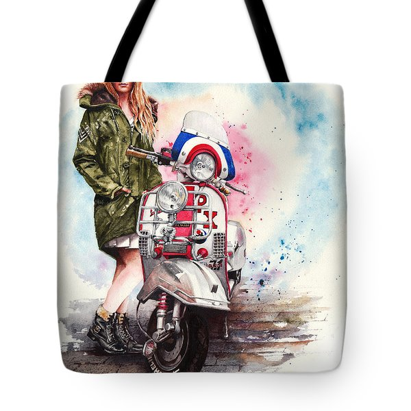 Tricked Out Tote Bag