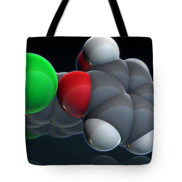 Triclosan Tote Bag by Evan Oto