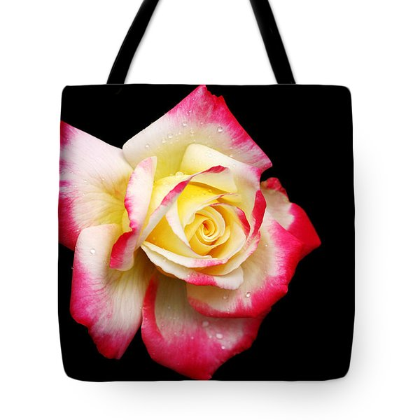 Tote Bag featuring the photograph Tricolour Magesty by Doug Norkum