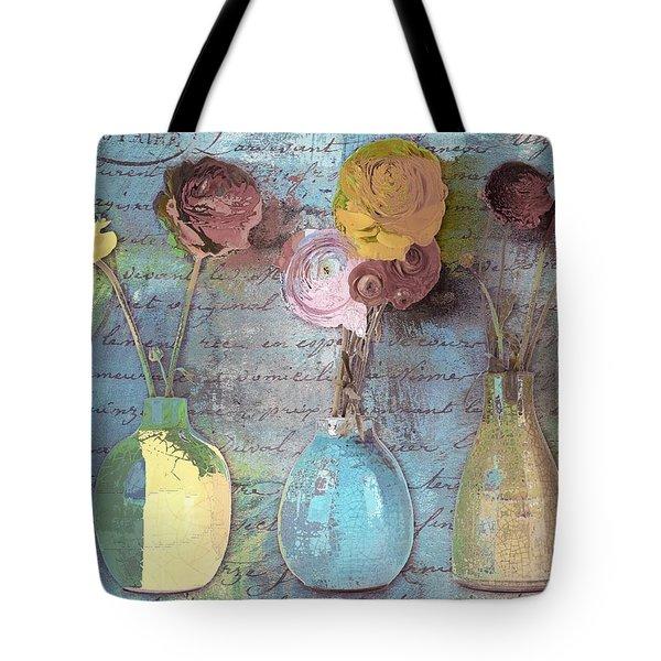 Triflorus - S02ac4 Tote Bag
