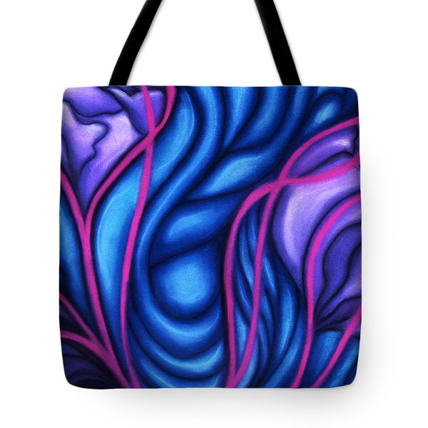 Trio Tote Bag by Susan Will