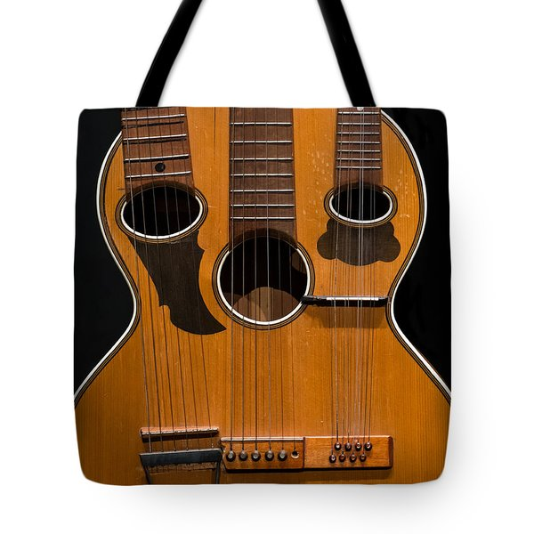 Triple-neck Instrument Tote Bag