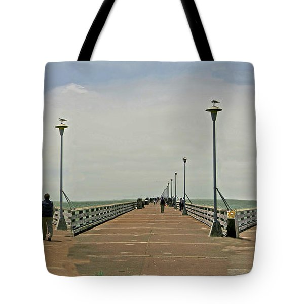 Triple Play Tote Bag