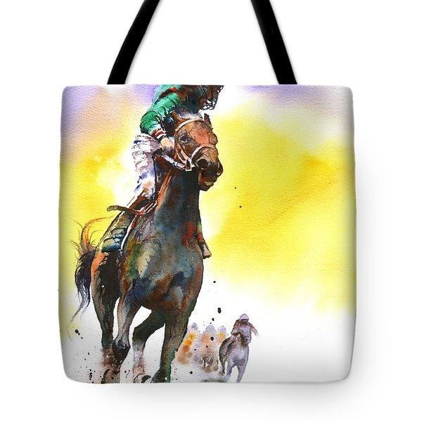 Triumphant Tote Bag