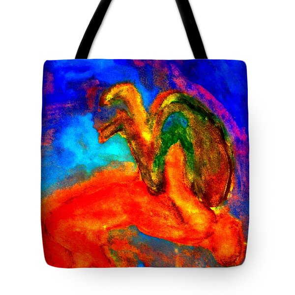 You Have To Fight Your Inner Troll   Tote Bag
