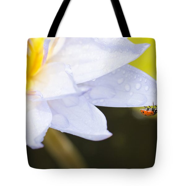 Tropical Adventure Tote Bag