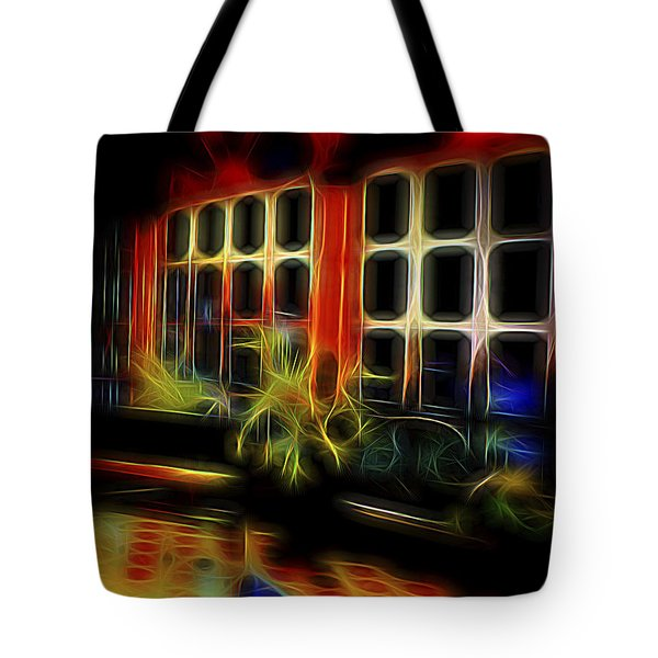 Tropical Drawing Room 2 Tote Bag