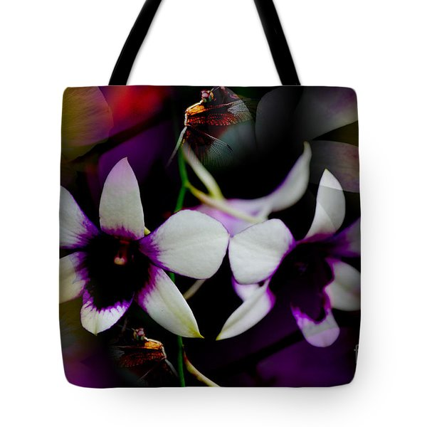 Tropical Dreams Tote Bag
