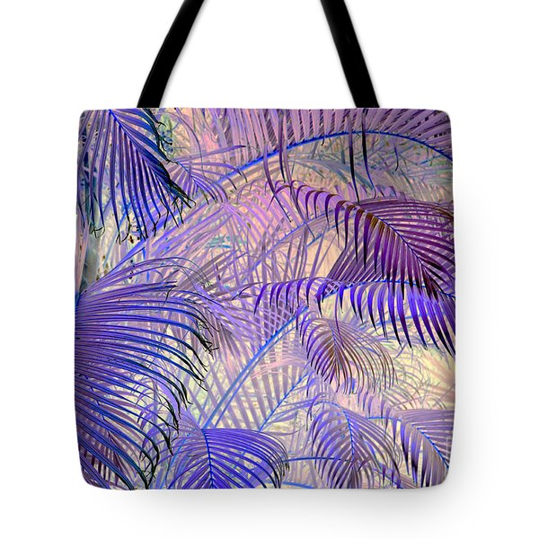 Tropical Embrace Tote Bag