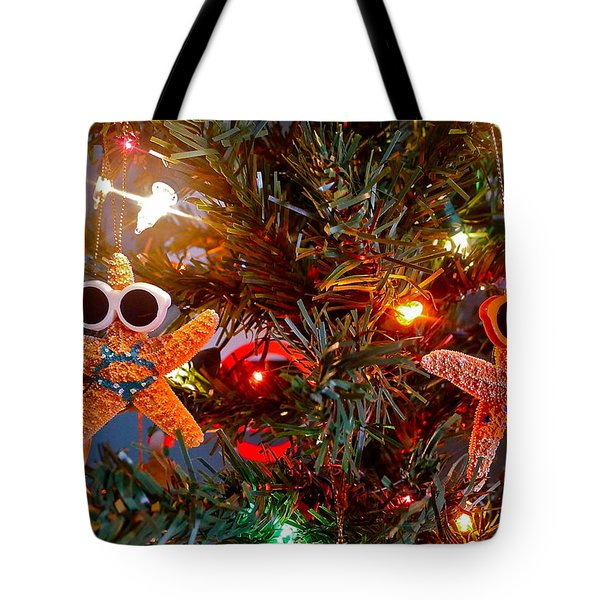 Tropical Hoildays Tote Bag