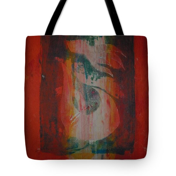 Tropical Palm Hous Tote Bag