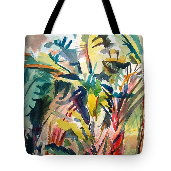Tropical Punch Tote Bag