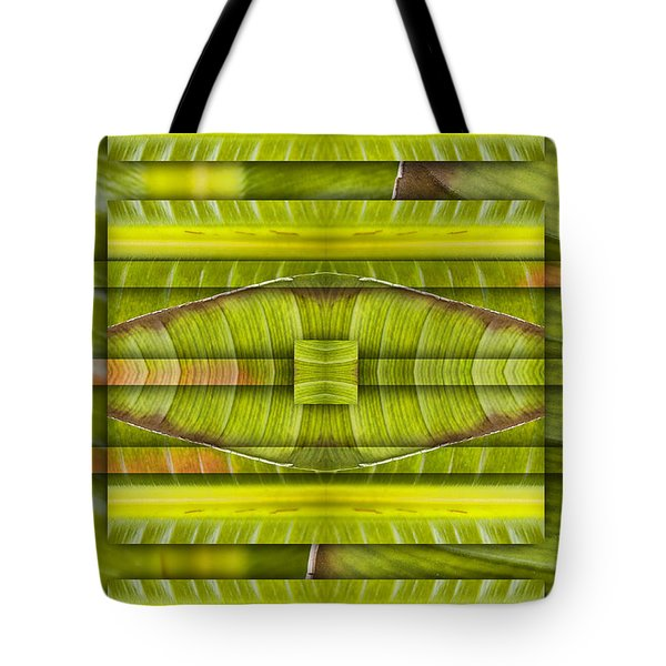 Tropical Three Tote Bag