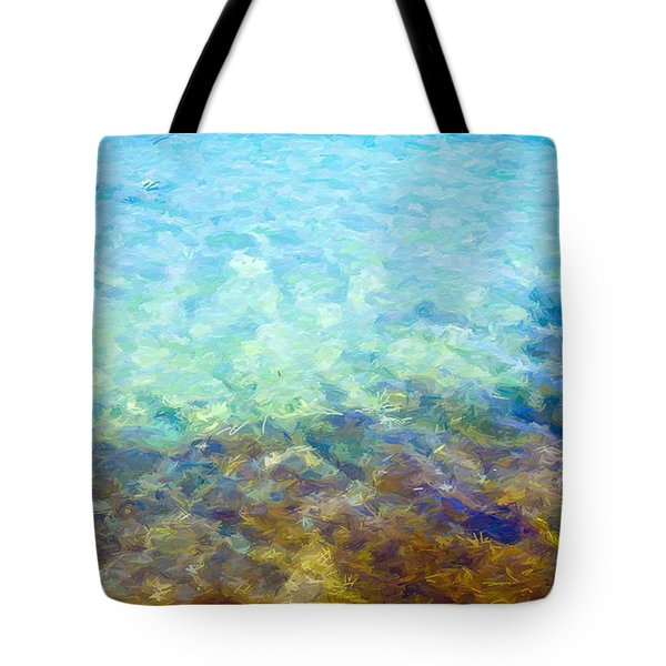 Tropical Treasures Tote Bag by Anthony Fishburne