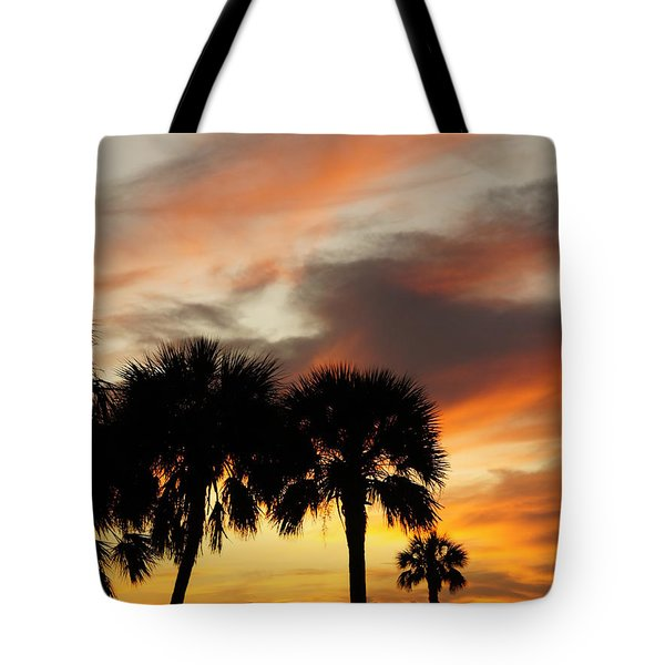 Tote Bag featuring the photograph Tropical Vacation by Laurie Perry