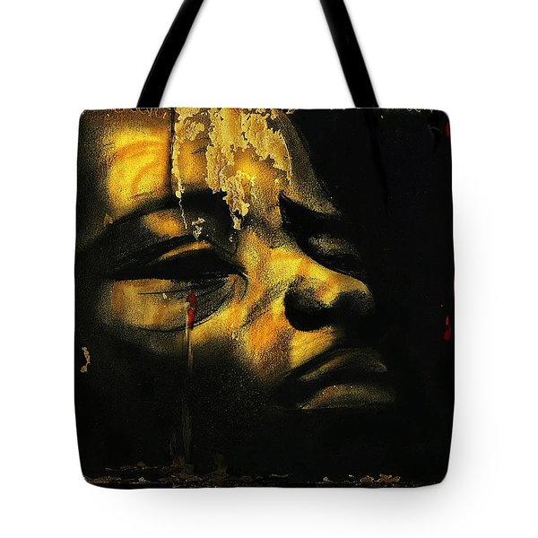 Troubled  Africa Tote Bag