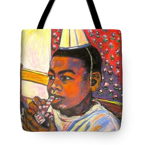 Troy Tote Bag by Kendall Kessler
