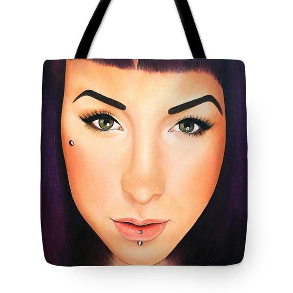 True Beauty - Danielle St Laurent Tote Bag