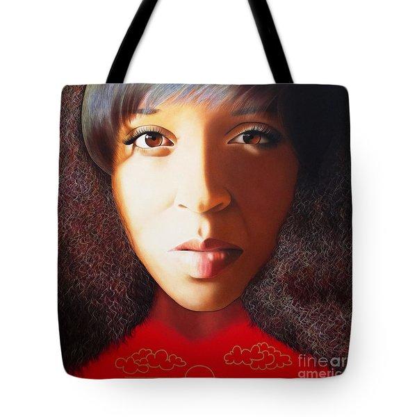 True Beauty - Delena Providence Tote Bag