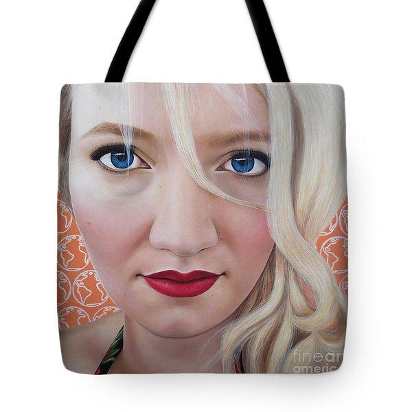 True Beauty - Katrina Schaman Tote Bag