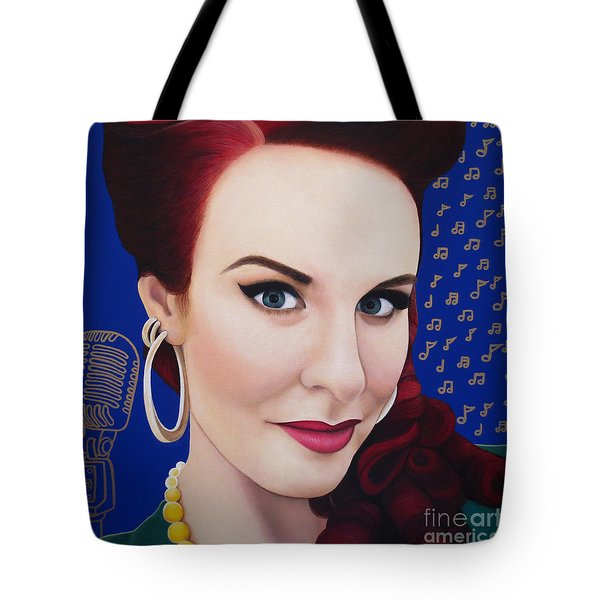 True Beauty - Tia Brazda Tote Bag
