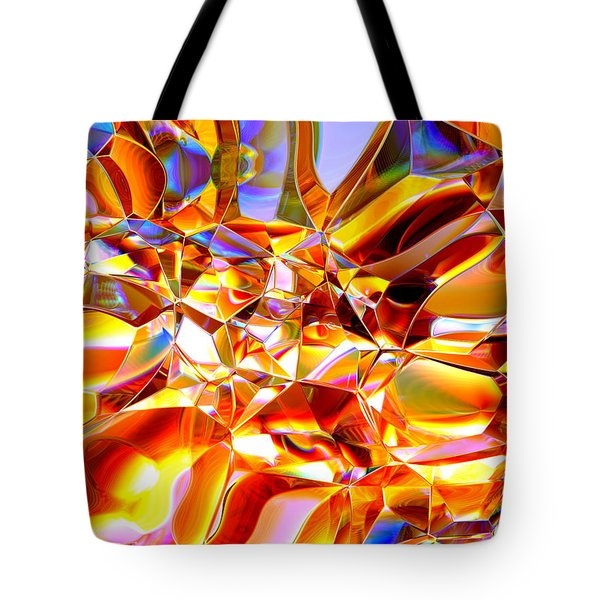 True Brilliance Tote Bag
