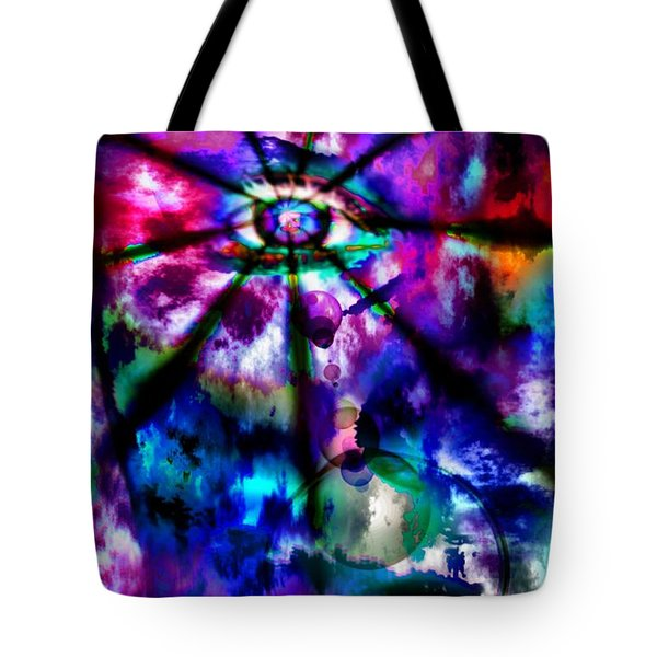 True Colors Tote Bag