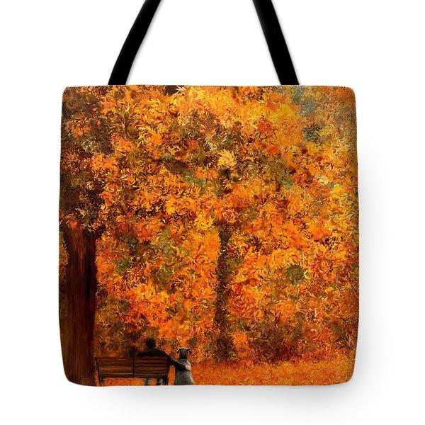 True Companion Tote Bag