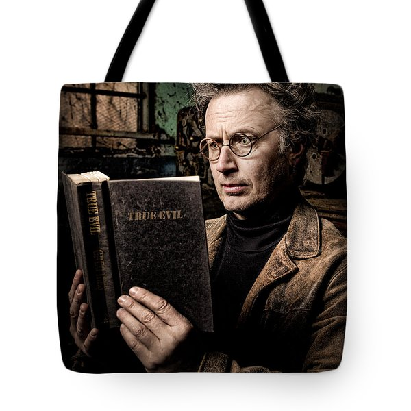 True Evil - Science Fiction - Horror Tote Bag