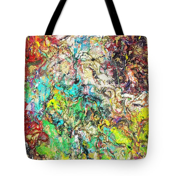 True Happiness Tote Bag
