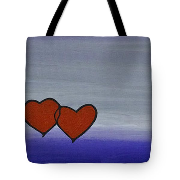 True Love Tote Bag by Sharon Cummings