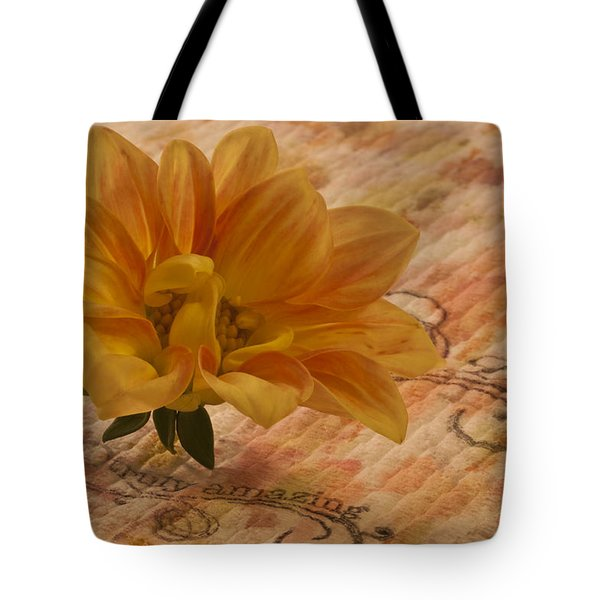 Truly Amazing  Tote Bag