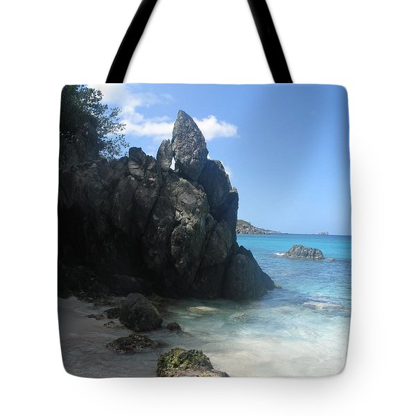 Trunk Bay St. John  Usvi Tote Bag