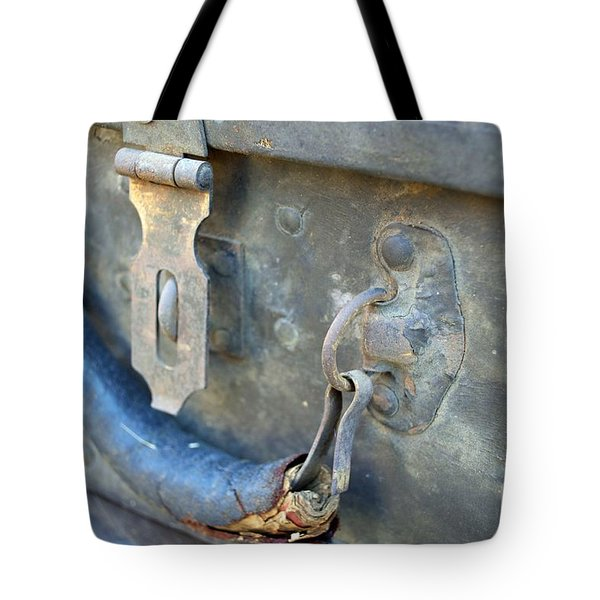 Trunk Picking Tote Bag by Gwyn Newcombe