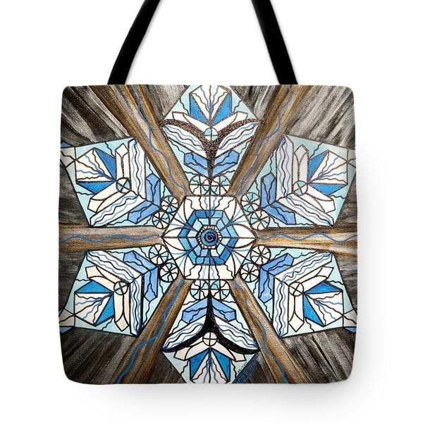 Truth Tote Bag by Teal Eye  Print Store