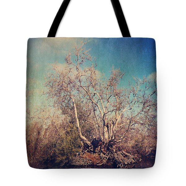 Trying To Survive Tote Bag by Laurie Search