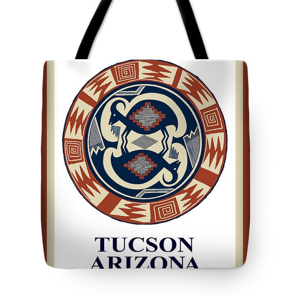 Tucson Arizona  Tote Bag