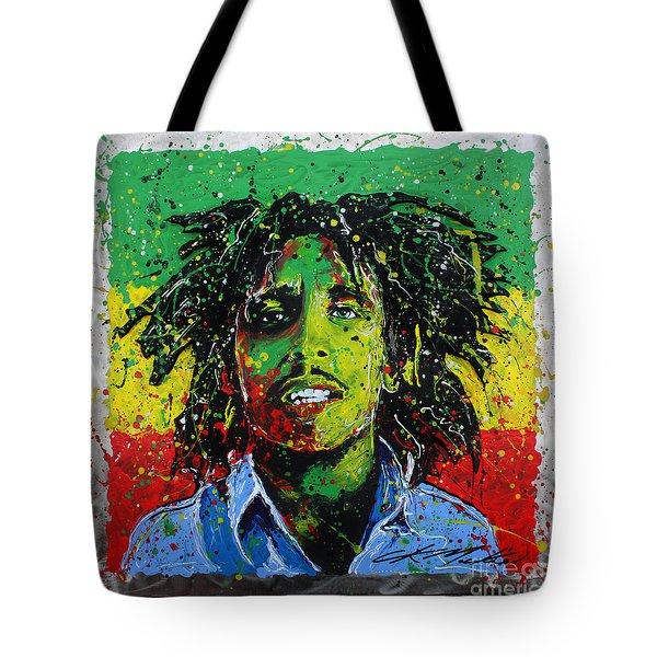 Tuff Gong Tote Bag
