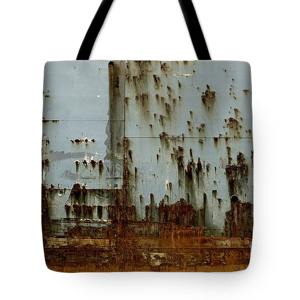 Tug- A Fisherman's Impression Tote Bag